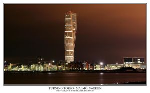 Turning Torso by staffh