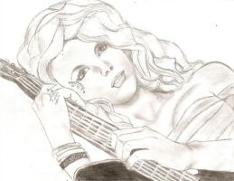 Taylor Swift by Lyndsey-Catastrphe