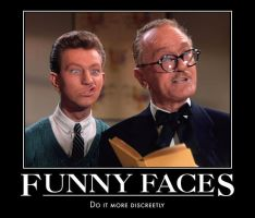 Motivator - Funny Faces by Ghostbusterlover