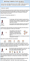 Trainer Spriting Tutorial - 1 by Litera-sure