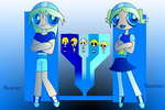Beamer and Banshee Fusions for Misse-the-Cat by Keytee-chan