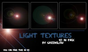 Light textures by GreenSlOw