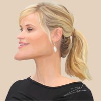 Reese Witherspoon Caricature by Older212
