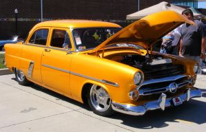 52 Ford Customline by colts4us