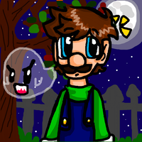 Mario: Halloweenish XD by PrincessaaDaisy12