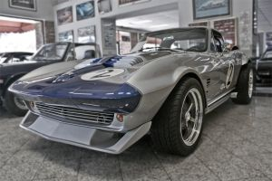 1966 Corvette Tribute GranSprt by StormPix