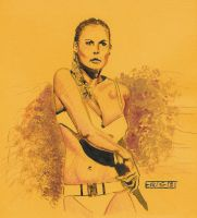 Ursula Andress by Soloboy5