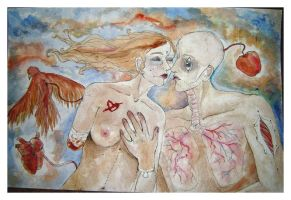 Love and Disection by twistedviolet
