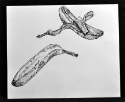 life is bananas by erbusch