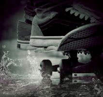Skate or Die by BrunoDesignG