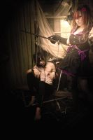 The Puppet Master. by SavieSpectacular