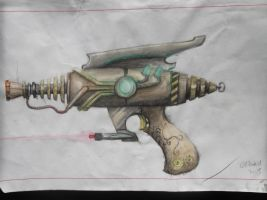 Another Raygun by duh-veed