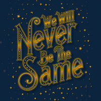 Never Be The Same by oneskillwonder