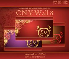 CNY Wall 8 by Caffery
