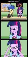 Twilight Eyes by klystron2010