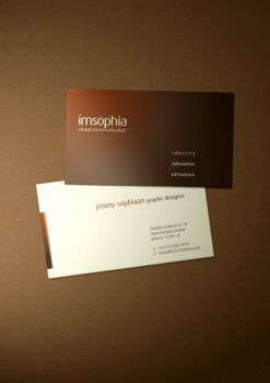 My Business Card by imsophia