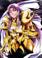 Saint Seiya - MU- Final by Iso-pI