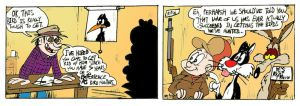 Granitoons meets Looney Tunes by Granitoons