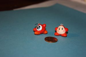 Waddle Dee Waddle Doo Charms by thousandleaf0001