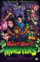 Mighty Monsters Poster by RobDuenas