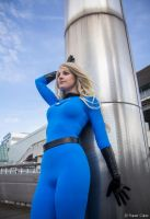 Sue Storm - Fantastic 4 by Paper-Cube