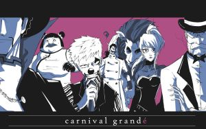 Wild Circus - Carnival Grande by HNDRNT26