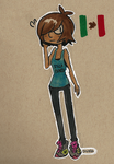 Mexicoo by Cruxia