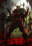 Blood Master Vaxir by Serathus