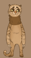Slothcat sona! by wishmo