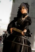 Bass Player Ciel by agentsakur9
