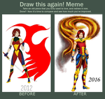 Meme Before And After by ferriore