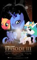 PP: Star Pony Episode III RE-UPLOAD by re-flamed