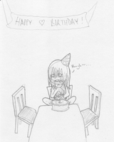 L4D - Witch's Birthday by b-dangerous