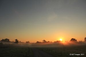 Autumn Sunrise 4 by MichaelJTopley