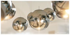 Mirrorball Light02 - Closeup by fietter