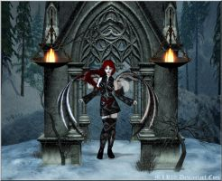 Gothic_Chapel by MLR19