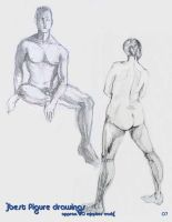 Drawing Bootcamp: Figures... by ezranay