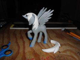 MLP: Friendship is Magic CUSTOM Princess Derpy WIP by UniqueTreats