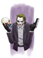 Why So Serious? by Mista-M