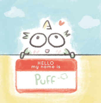 Puff - Nice to meet you! by HaruDoodle