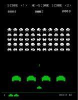 SPACE INVADERS by Nestaman
