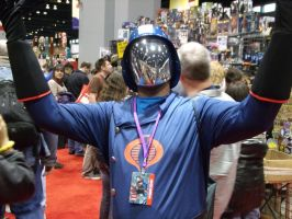 Cobra Commander @ C2E2 2012 by MonkeySquadOne