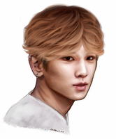 Kibum for Kap #2 by koreau