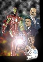 Iron Man:Final by StevenWilcox