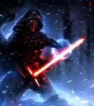 Kylo Ren by TheRisingSoul