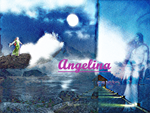 Cover for Angelina Story by CelticMeg