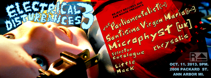 Electrical Disturbances 3 by reject-records-v