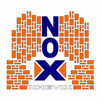 N.O.X. Logo by snooperj