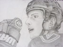 Alex Burrows by Shan317
