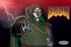 Dr. Doom by cflierl53
